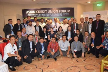 ACCU Forum 2018: Menyalakan Ideologi Raiffeisen Dalam Setiap Insan Credit Union