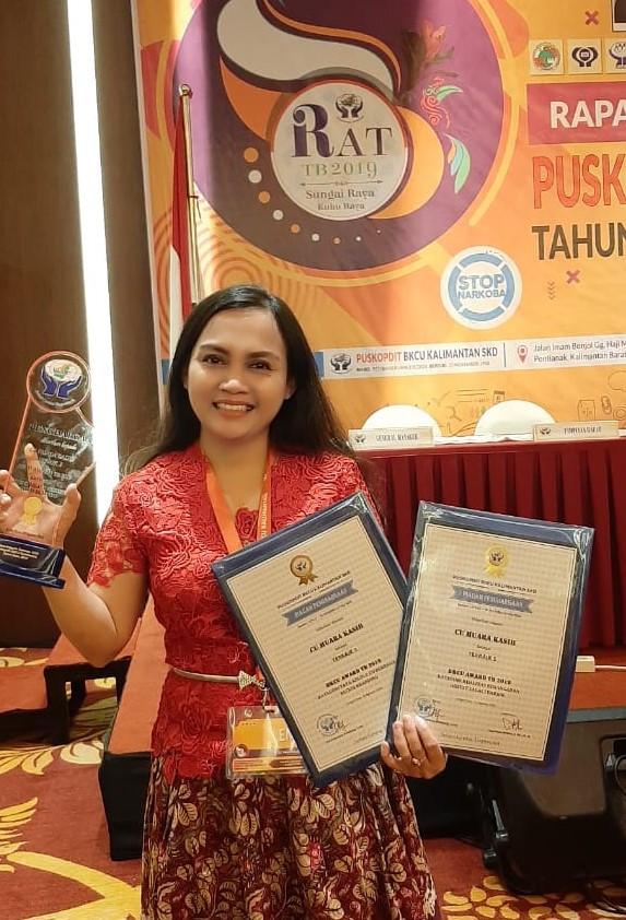 BKCU Award, Apresiasi untuk Kinerja Credit Union