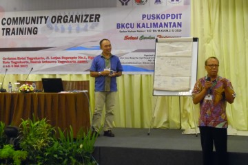 """CU Kalimantan"" Back to Basic Credit Union Mission"