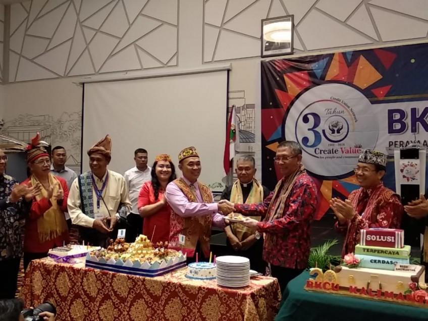 Gubernur Kalbar Puji Kontribusi CU Dalam Perekonomian Kalbar