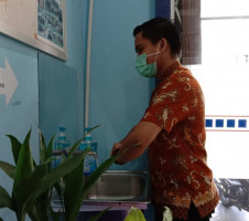 Himbauan Pencegahan Penyebaran Corona Virus / Covid-19