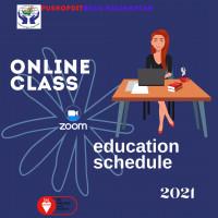 Pelatihan Online Tahun 2021