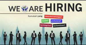 Pengumuman Kelulusan Seleksi Administrasi Rekruitmen staf baru