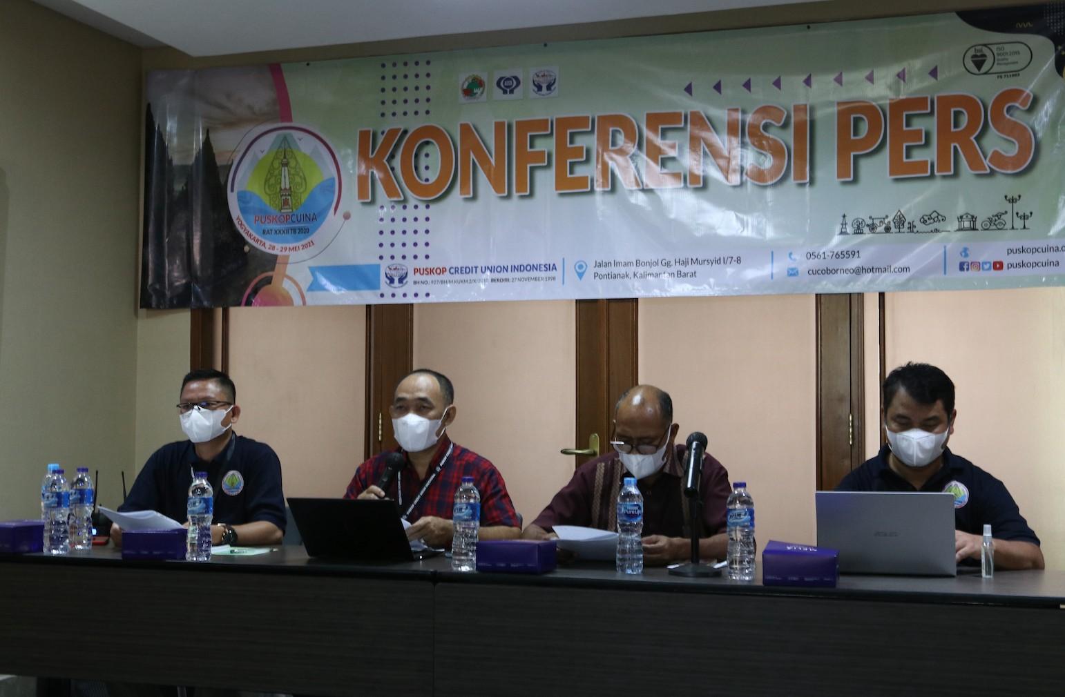 RAT PUSKOPCUINA XXXII TB 2020 akan dibuka oleh Menteri Koperasi dan UKM RI