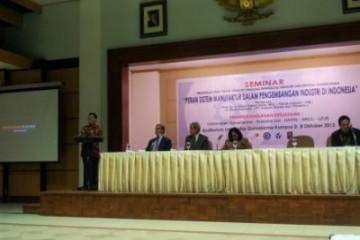 Penandatanganan Perjanjian Kerjasama BKCU - GUNADARMA